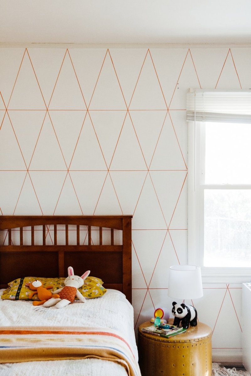 Ashley Palmer Of Retro Den On Working With Baby Decorating A Shared